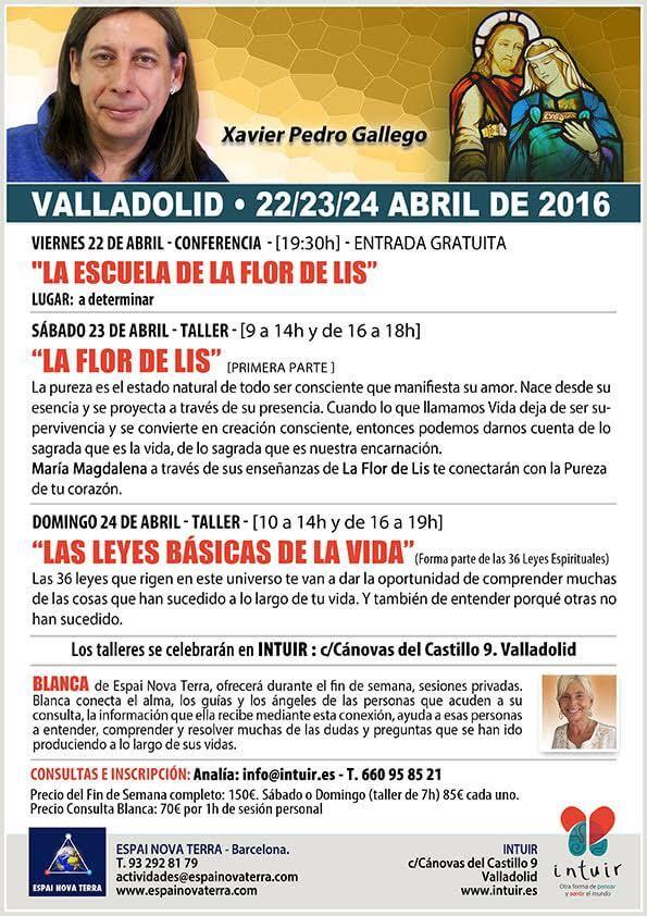 Xavier Pedro Gallego