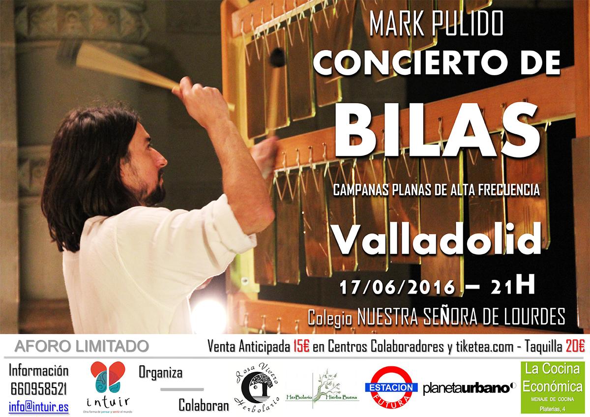Concierto de Bilas por Mark Pulido