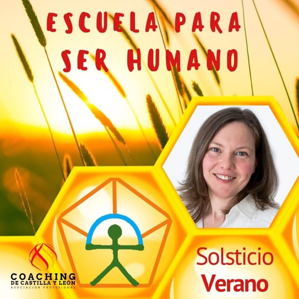 Celebración del Solsticio de Verano en Escuela para Ser Humano junto a INTUIR.es y ACCyL